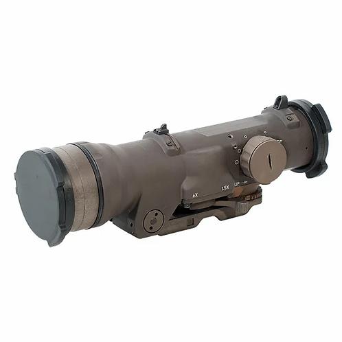 Elcan SpecterDR 1.5-6x Scope 5.56 NATO FDE  DFOV156-T1