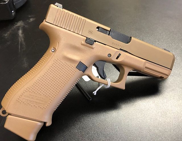 Glock 19X - IN Store NOW!  If you've been wanting one ... come by the shop and pick it up today