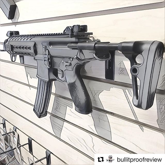 Available and ready for a home!! #sbr #mpx with a review soon to come on our review page! _bullitpro