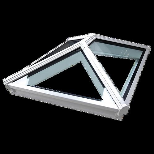 Korniche Aluminium Roof Lantern - White
