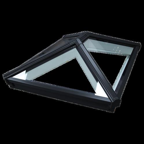 Korniche Aluminium Roof Lantern - Black