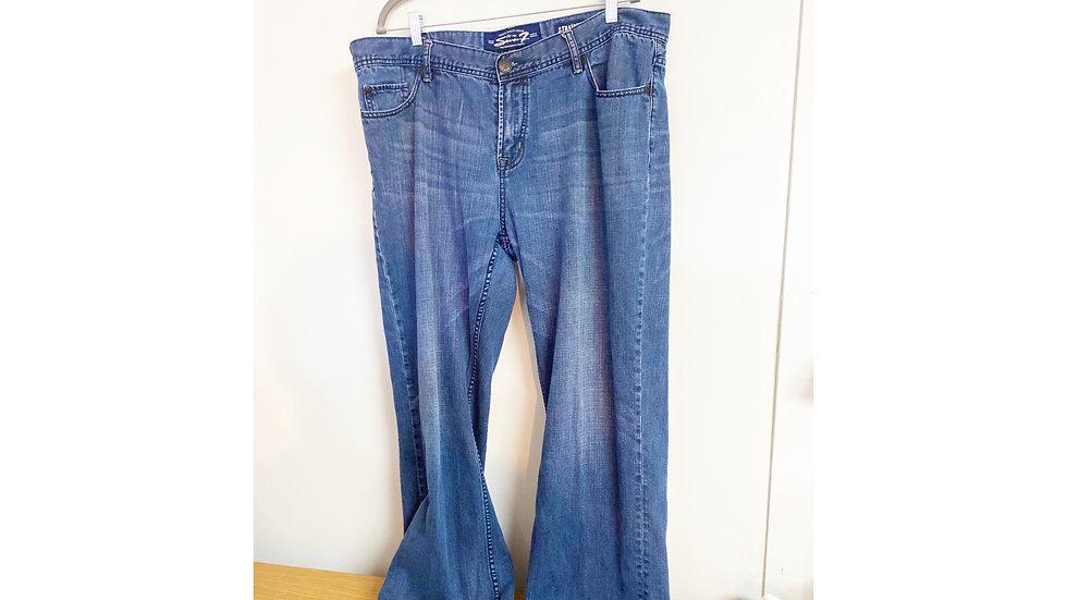 Seven7 Straight Leg Men's Jeans Size 40X32
