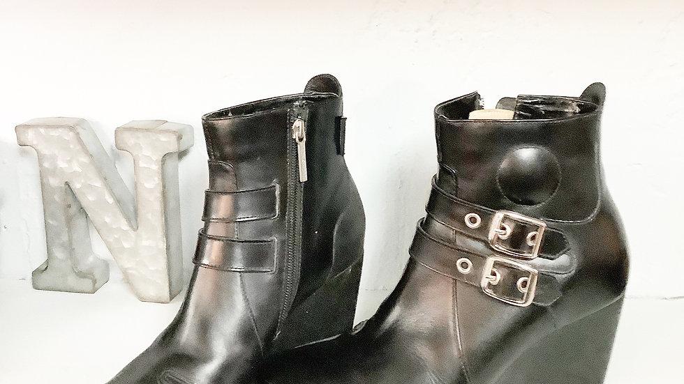Hella Icon Moto Boots Size 8