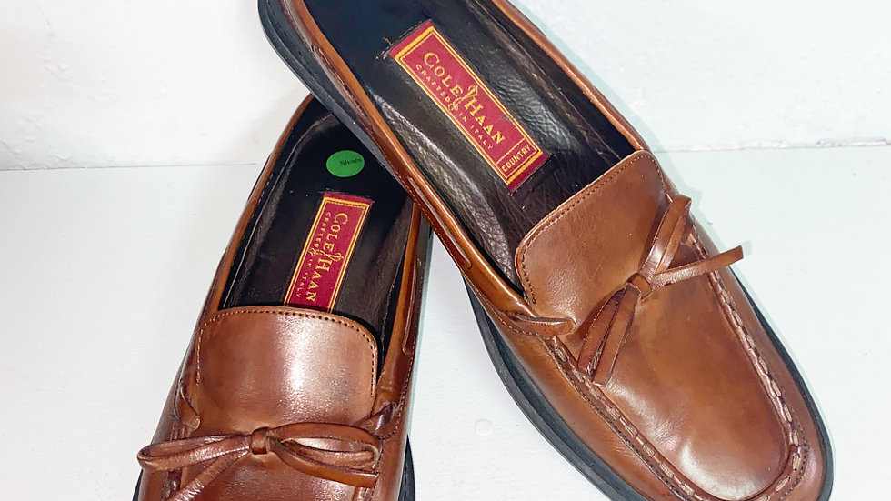 Cole Haan Country Mule Size 8AA