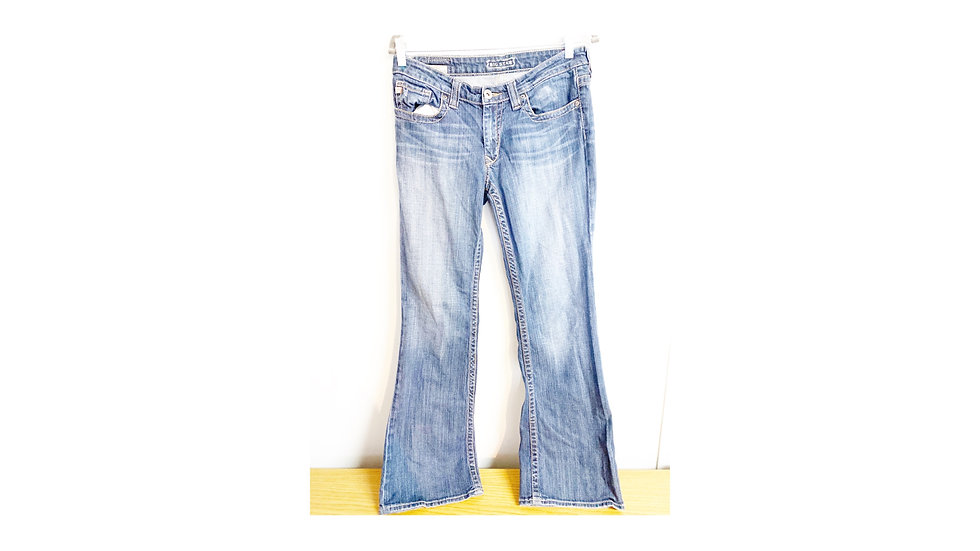 Big Star Maddie Boot Cut Size 29
