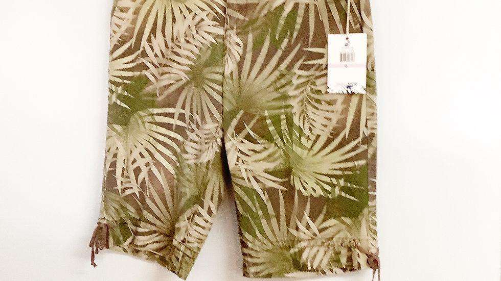 NEW Caribbean Joe Bermuda Shorts Size 6