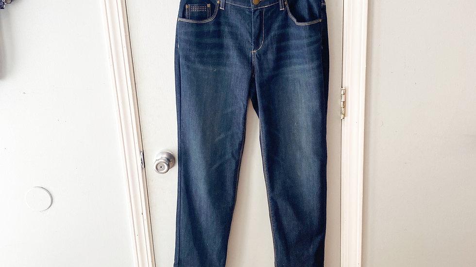 Chico's Platinum Jeans Size 4