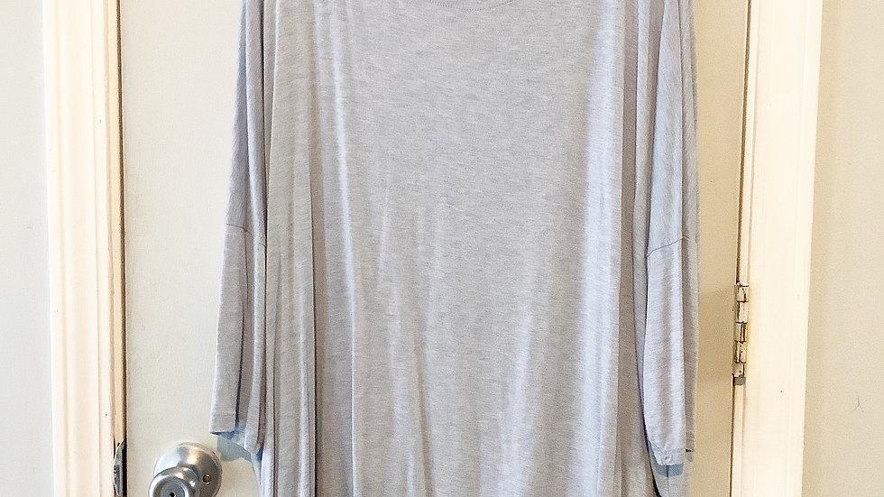 Philosophy Light Blue long Sleeve T-Shirt Size XL