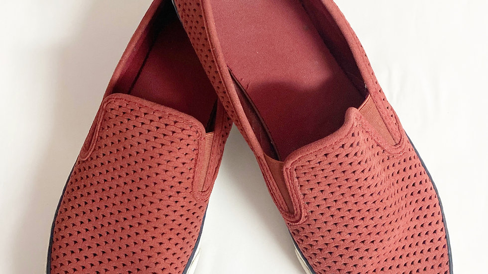 Sperry Perforated Loafer Women's Size 10