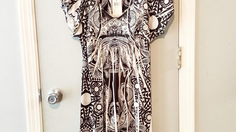 NEW One World Satin Dress Purity Size XL