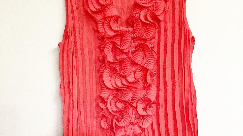 Sere Nade Sleeveless Blouse Size XL