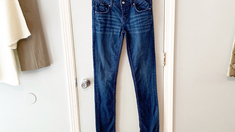 Vigoss Collection Fit Skinny Jean Size 3/4