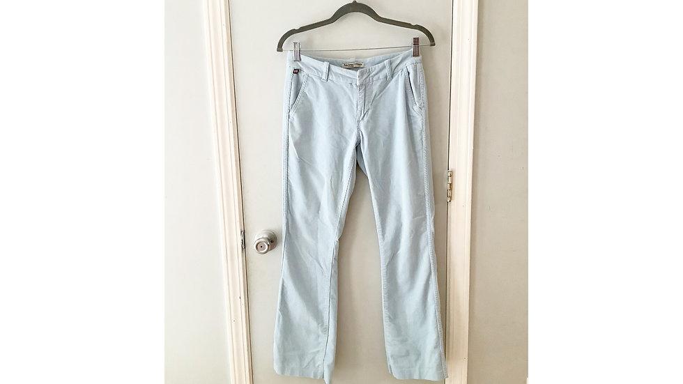 Polo Jeans Company Ralph Lauren Blue Corduroy Size 2