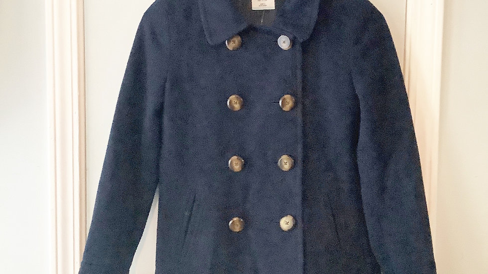 Old Navy Wool Blend Pea Coat Size XS