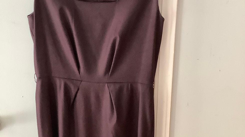 Alex Marie Square Neck Sheath Dress Size 8