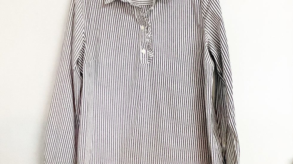 Banana Republic Striped Tunic Size L