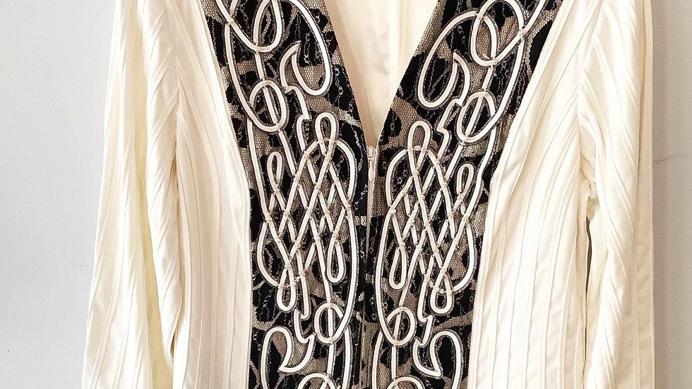 Alexandra Rosati Jacket Blazer Size 10