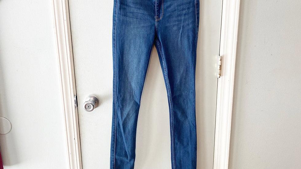 Hollister Mid-Rise Jean Legging Size 1L