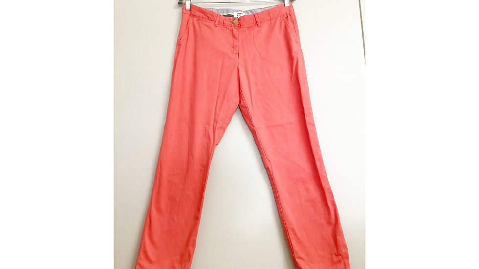 Crown & Ivy Coral Ankle Pant Size 4