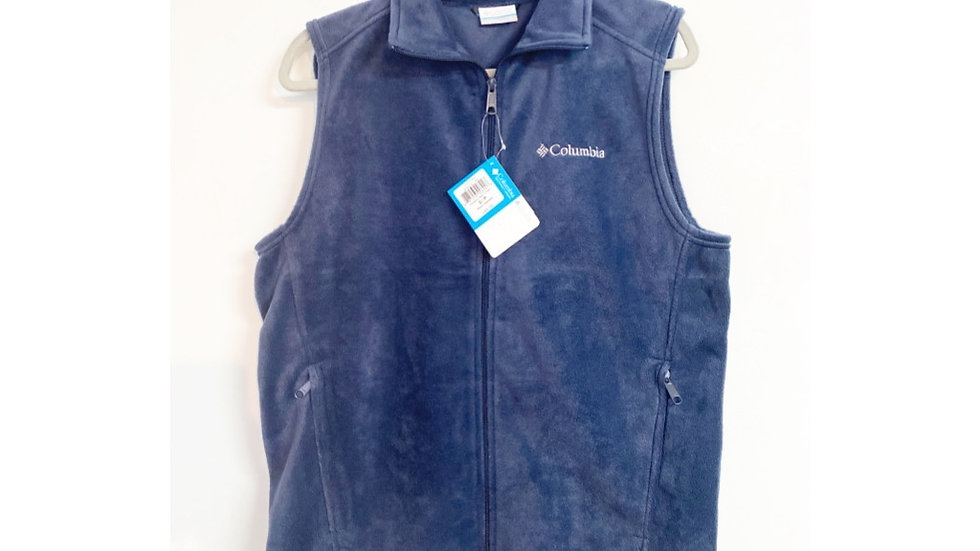 NEW Columbia Men's Fleece Vest Sz s