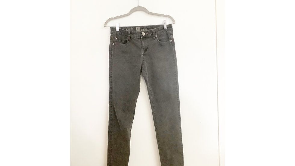 Kut From the Kloth Diana Skinny Black Jeans Size 6