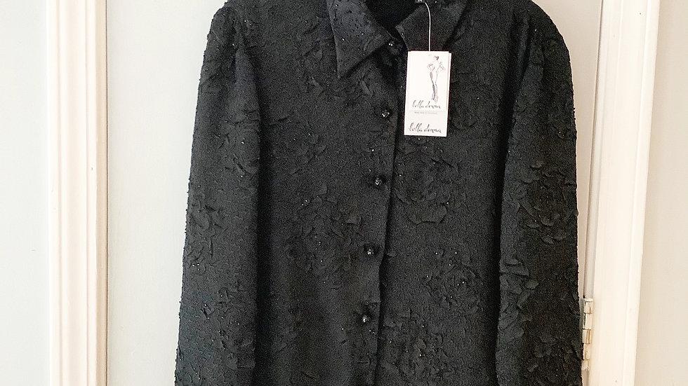 NEW Gilar Beaded Jacket Blazer Size 14
