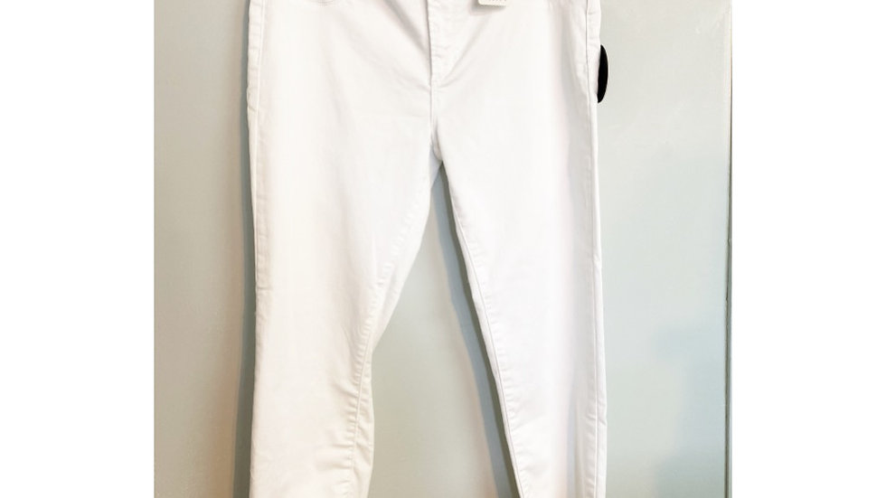 NEW Articles of Society White Jeans Sz 34