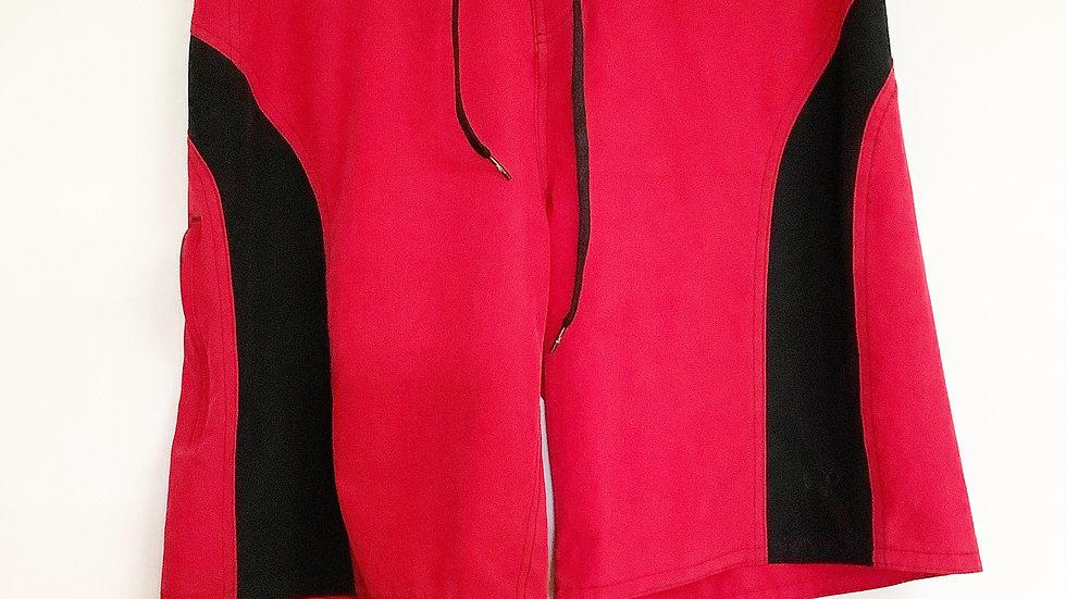 OP OPFlex Red Men's Board Shorts Sz 34