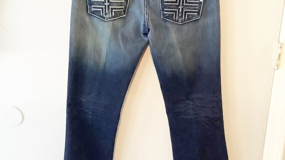 Bishop of Seventh Boot Cut Jeans Size 30
