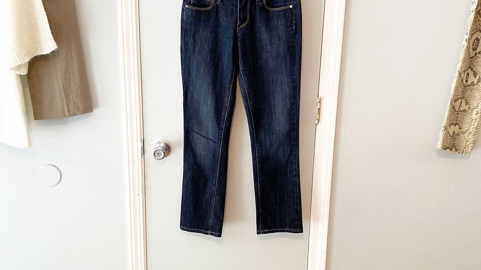 Paige Skyline Straight Jeans Sz 24