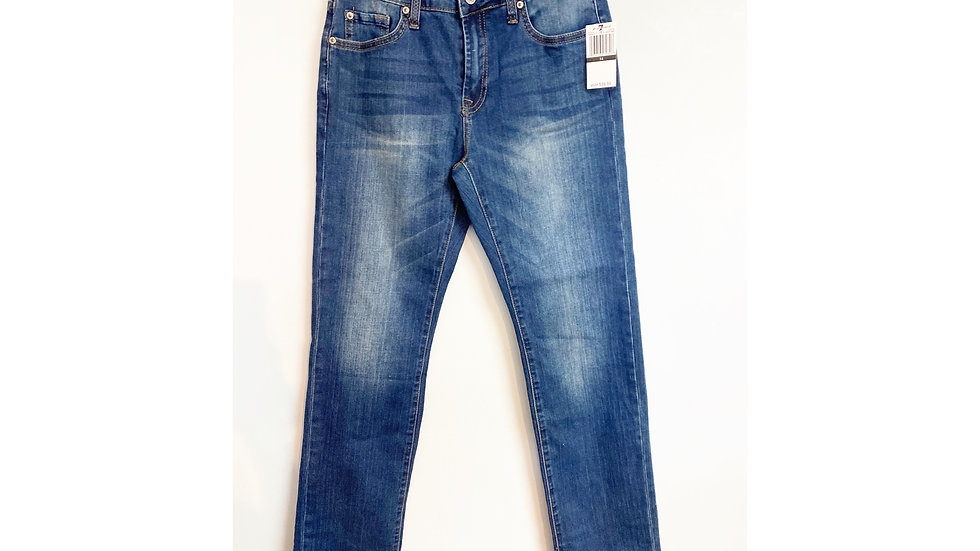 7 For All Mankind Boys Straight Leg Jeans Size 14