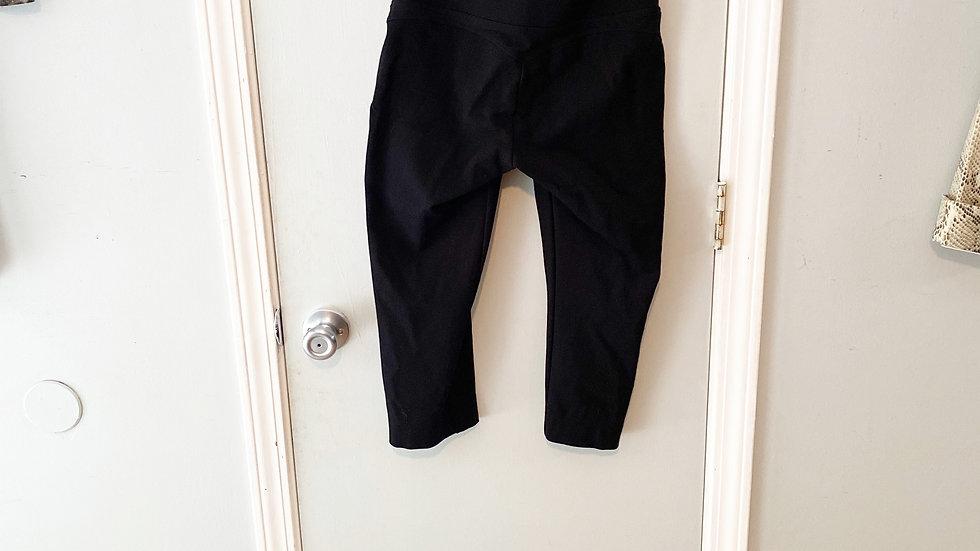 Luxe Slims Capri Compression Pant Size S