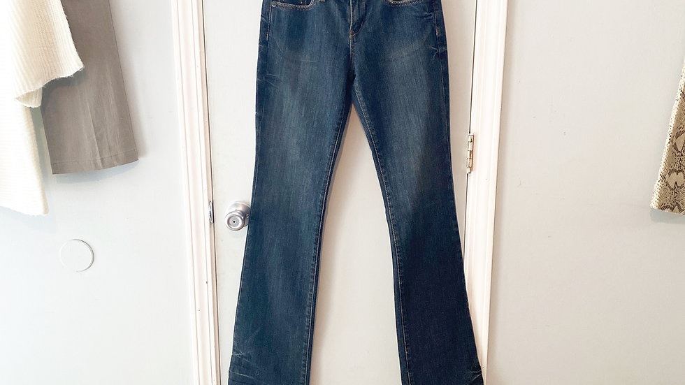 BCBG MaxAzria Agnes C Downtown Jeans Size 26