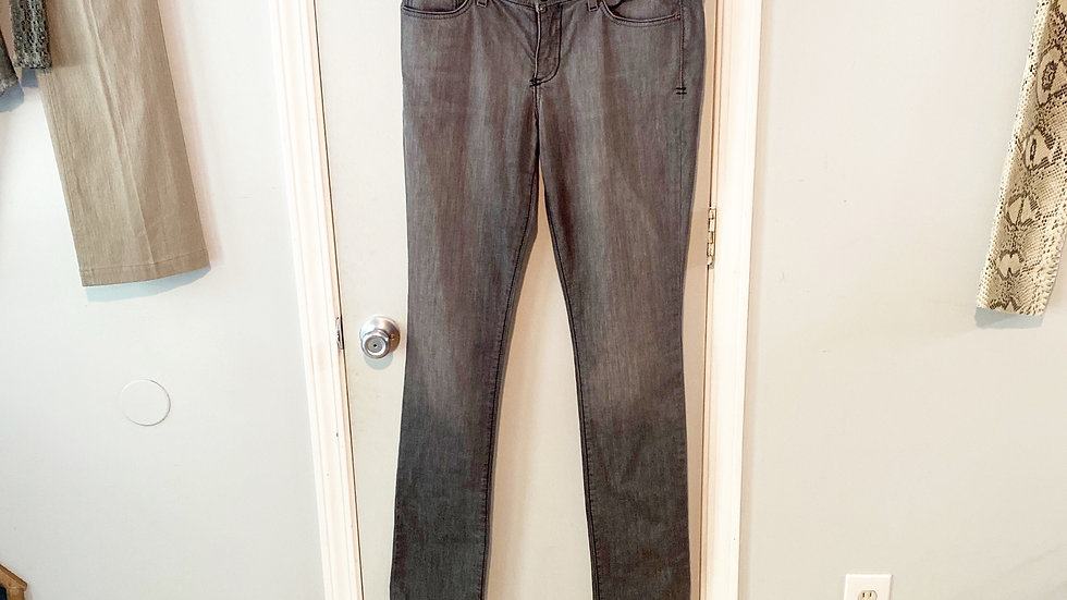 People's Liberation Tanya Gray Skinny Jeans Size 31