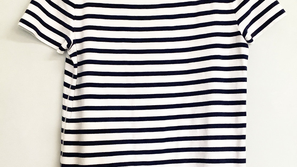 Lauren Jeans Ralph Lauren Striped Tee Size XL