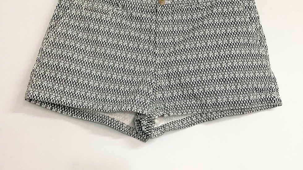 Gap Print Chino Shorts Size 16