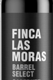 Vino Tinto Finca Las Moras Barrel Select Cabernet Sauvignon Syrah 2018 750ml