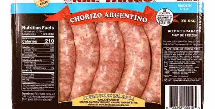 Chorizo Argentino | WEBER