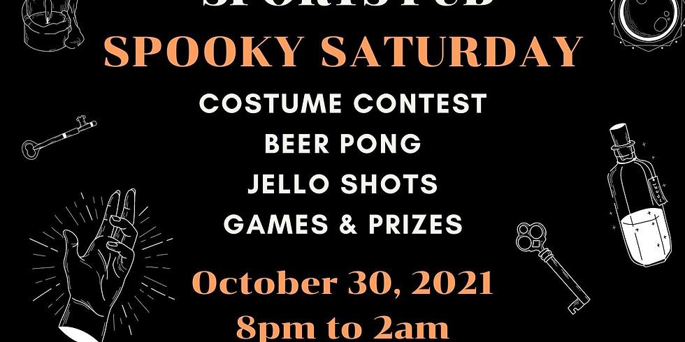 Spooky Saturday Halloween Party