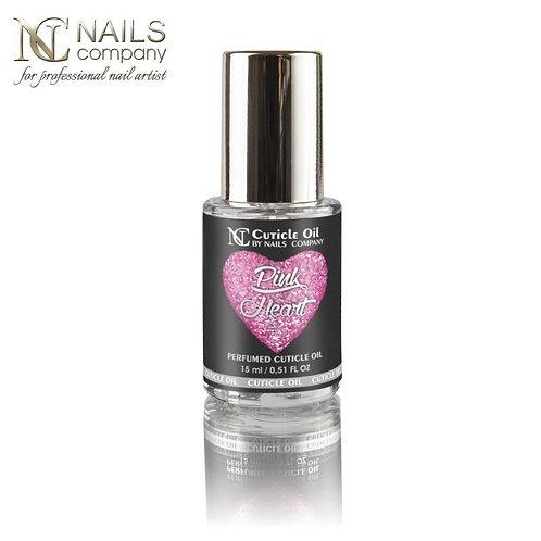 Huile cuticule Pink Heart - 15ml