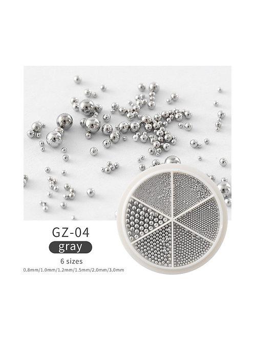 Roue caviar - Gray