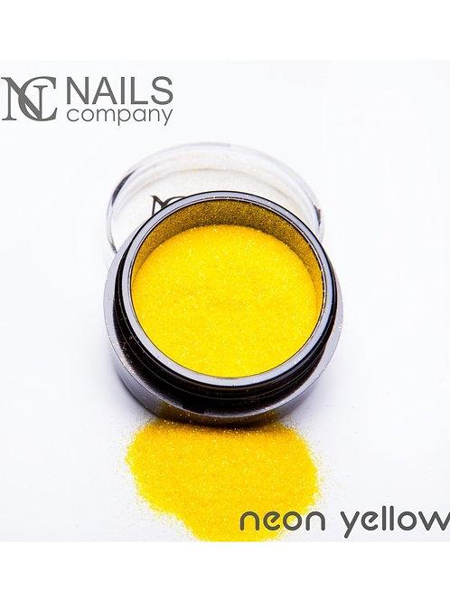 Effet sirène Neon Yellow