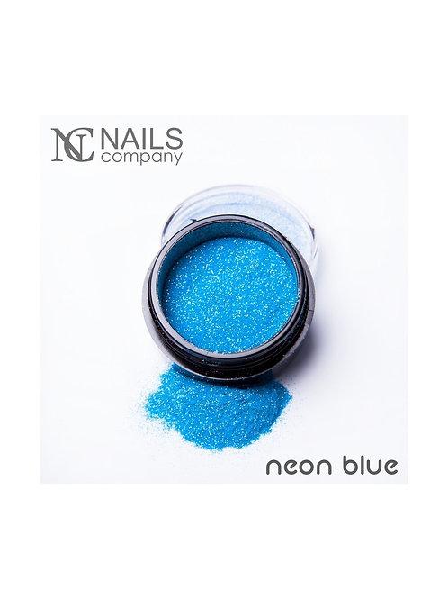 Effet sirene Neon Blue