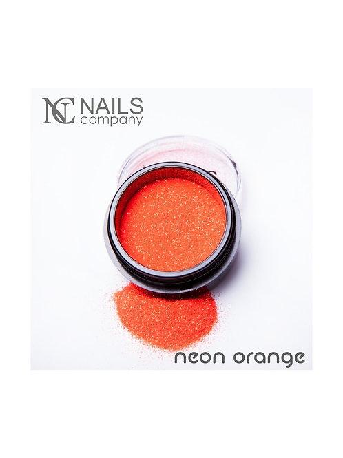 Effet sirene Neon Orange