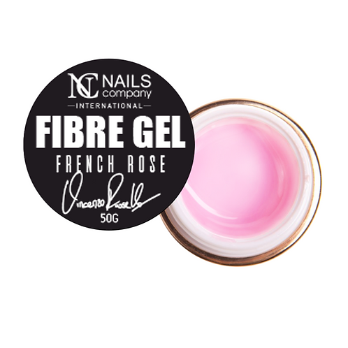 Fibre gel French Rosé