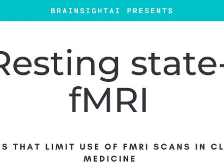 Overcoming barriers for using rs-fMRI for diagnosis of brain disorders