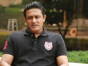 It's Indian Premier League and you have only one Indian as head coach: Anil Kumble