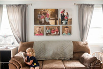5+Ways+to+Use+Your+Family+Photos,+Canvas