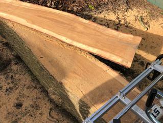 Milling Oak