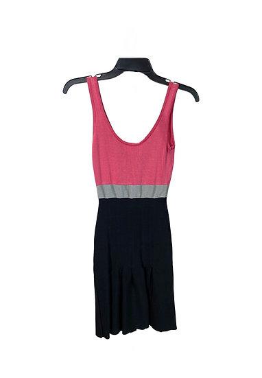 Bebe Multicolor Mini Dress